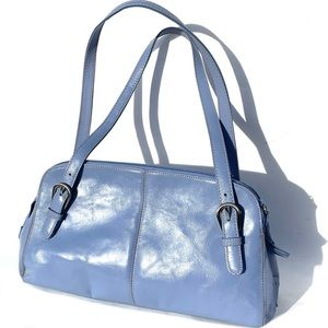Periwinkle Blue Handbag by Franco Sarto